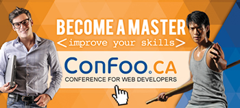 Become a master: improve your skills at ConFoo