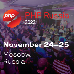 PHP Russia 2022